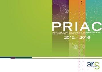 PRIAC - ARS Languedoc-Roussillon