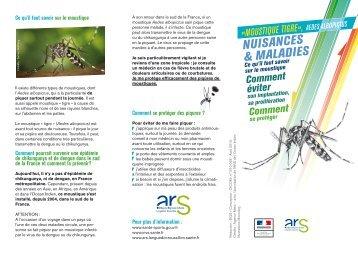 NUISANCES & MALADIES - ARS Languedoc-Roussillon