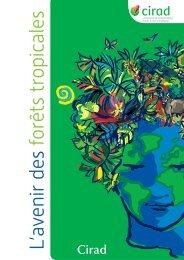 Compétences du Cirad sur les forêts tropicales