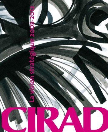 La vision stratégique 2008-2011 - Cirad