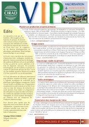 Version française [pdf, 376,65 ko] - Cirad