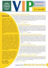 Editorial - Cirad