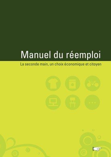 Manuel du réemploi