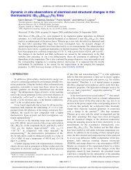 2009 American Institute of Physics  - Interdisziplinäres Zentrum für ...