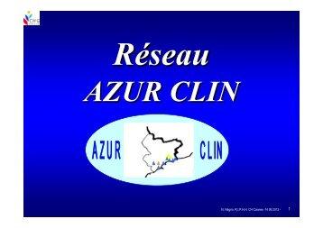 AZUR CLIN - CClin Sud-Est
