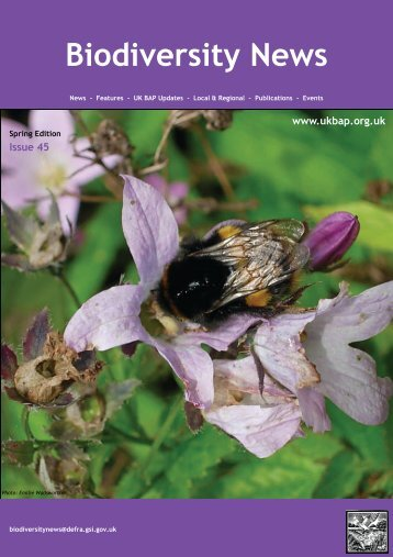 Biodiversity News - Issue 45 - JNCC - Defra