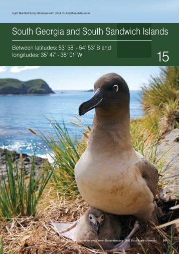 UK OT & CD 2011 Biodiversity snapshot - South ... - JNCC - Defra