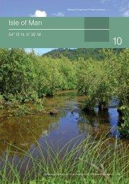 UK OT & CD 2011 Biodiversity snapshot - Isle of Man - JNCC - Defra