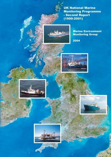 UK National Marine Monitoring Programme - Second ... - JNCC - Defra