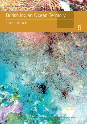 British Indian Ocean Territory - JNCC - Defra