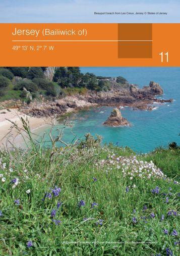 UK OT & CD 2011 Biodiversity snapshot - Jersey ... - JNCC - Defra