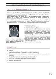 mai 2010 - Médecine tropicale