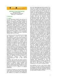 Infection à virus Chikungunya - Médecine tropicale