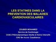 Pr Mohamed Zine Aabidine Zoubidi - Pharmacies.ma