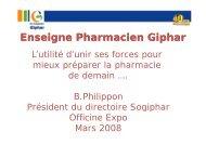 M. B. Philippon - Pharmacies.ma