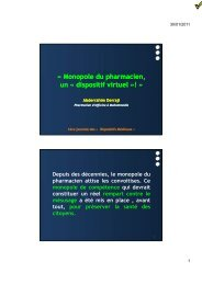 M l d h i M l d h i Â«Monopole du pharmacien ... - Pharmacies.ma
