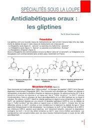 Gliptines - Pharmacies.ma