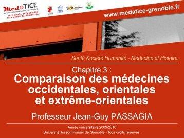 Médecins - Pôle Santé de Grenoble - Université Joseph Fourier