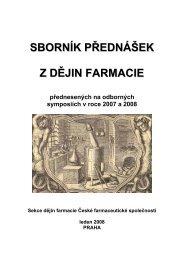 Vzpomínka na RNDr. PhMr.Z.Hanzlíčka - Česká farmaceutická ...