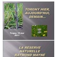 Torgny 19 mai 2011 - INTERREG IVa Lorraine