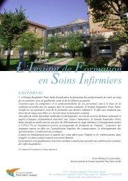 Téléchargez la plaquette - Hôpital Paris Saint Joseph