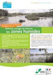 les zones humides une priorité du 9 - INTERREG IVa Lorraine