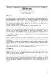 Inventaire des populations de Triton crêté - INTERREG IVa Lorraine
