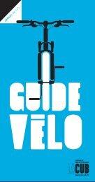 Guide vélo - Cub