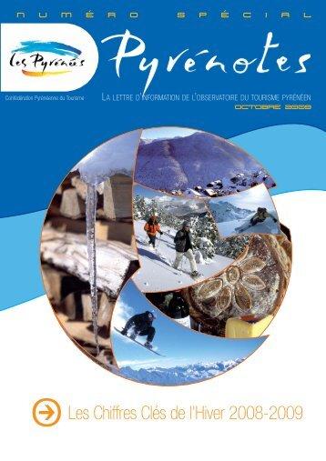 Pyrenotes hiver 09 - Les Pyrénées