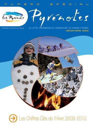uLes Chiffres Clés de l'Hiver 2009-2010 - Les Pyrénées