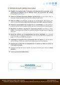 COMMUNAUTE URBAINE DE BORDEAUX PROGRAMME ... - Cub - Page 7