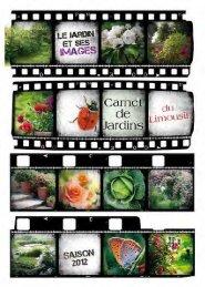 Carnet de jardins 2012 - DREAL Limousin