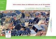 systèmes de ventilation - Pôle Eco-construction Limousin