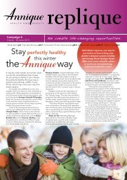 the way - Annique Beauty Salon and Day Spa