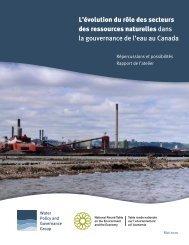 L'évolution du rôle des secteurs des ressources ... - GROBEC