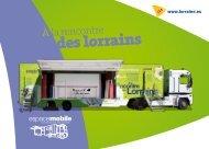 des lorrains - Conseil Régional de Lorraine