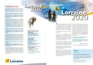 Conseil Régional de Lorraine