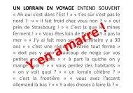 le programme 2012 - Conseil Régional de Lorraine