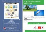 Ecologie industrielle et Territoriale - (CCI) de Montauban
