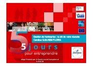 Gestion de l'entreprise - (CCI) de Montauban
