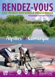 Alpilles Camargue - Parc Naturel Régional des Alpilles