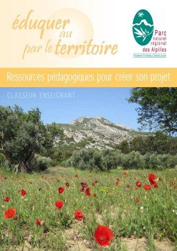 classeur Education au territoire prototype - Parc Naturel Régional ...