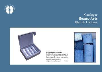 Beaux-Arts - Bleu de Lectoure