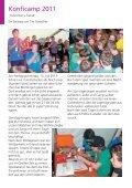 Gemeindebrief Oktober 2011 - Evangelische Kirchengemeinde ... - Seite 6
