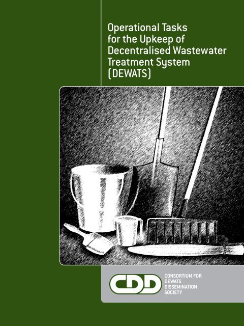Manual on Operation and - CDD Society