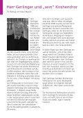 Gemeindebrief März 2009 - Evangelische Kirchengemeinde ... - Page 6