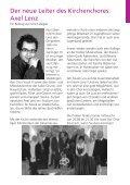 Gemeindebrief März 2009 - Evangelische Kirchengemeinde ... - Page 7