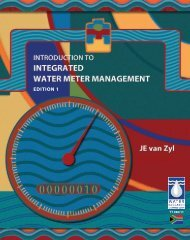 Introduction Integrated Water Meter Management - MILE