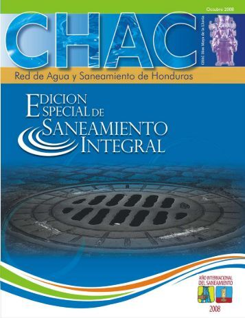 Boletin CHAC Edicion Especial de Saneamiento Integral - RAS-HON