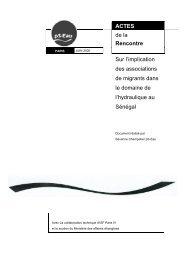 PdF (410 ko) - Programme Solidarité Eau